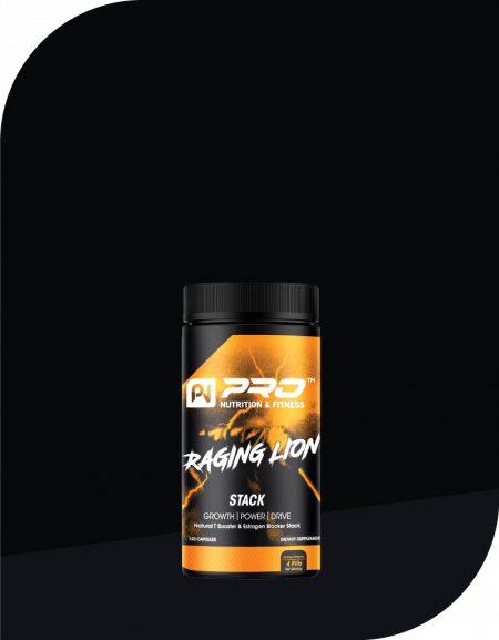 RAGING LION -  ENERGY, STAMINA & STRENTH BOOSTER