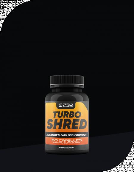 TURBO SHRED - ADVANCE FAT BURNER