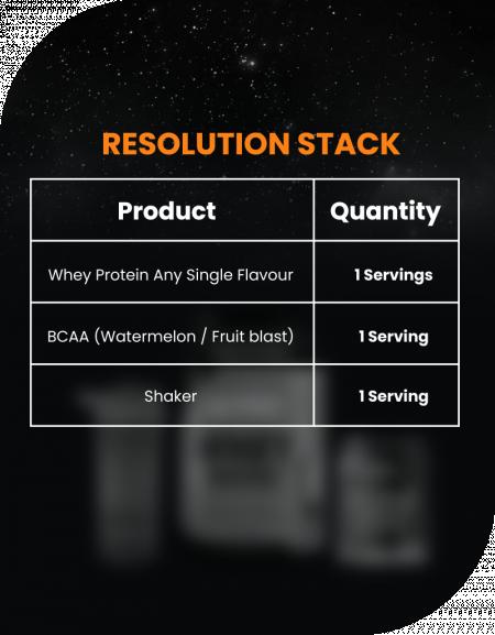 Resolution Stack