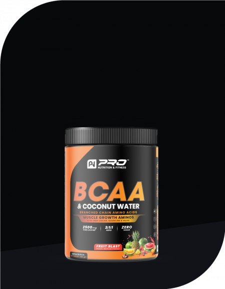 BCAA's - With Coconut Water & Electrolytes